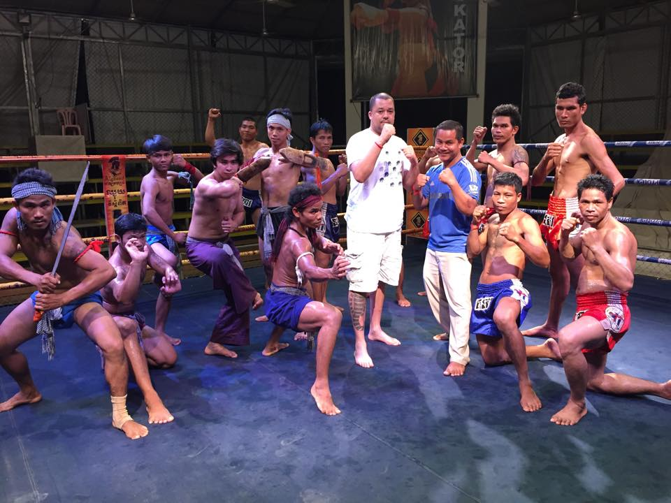 Bokator, Traditional Khmer Martial Art
