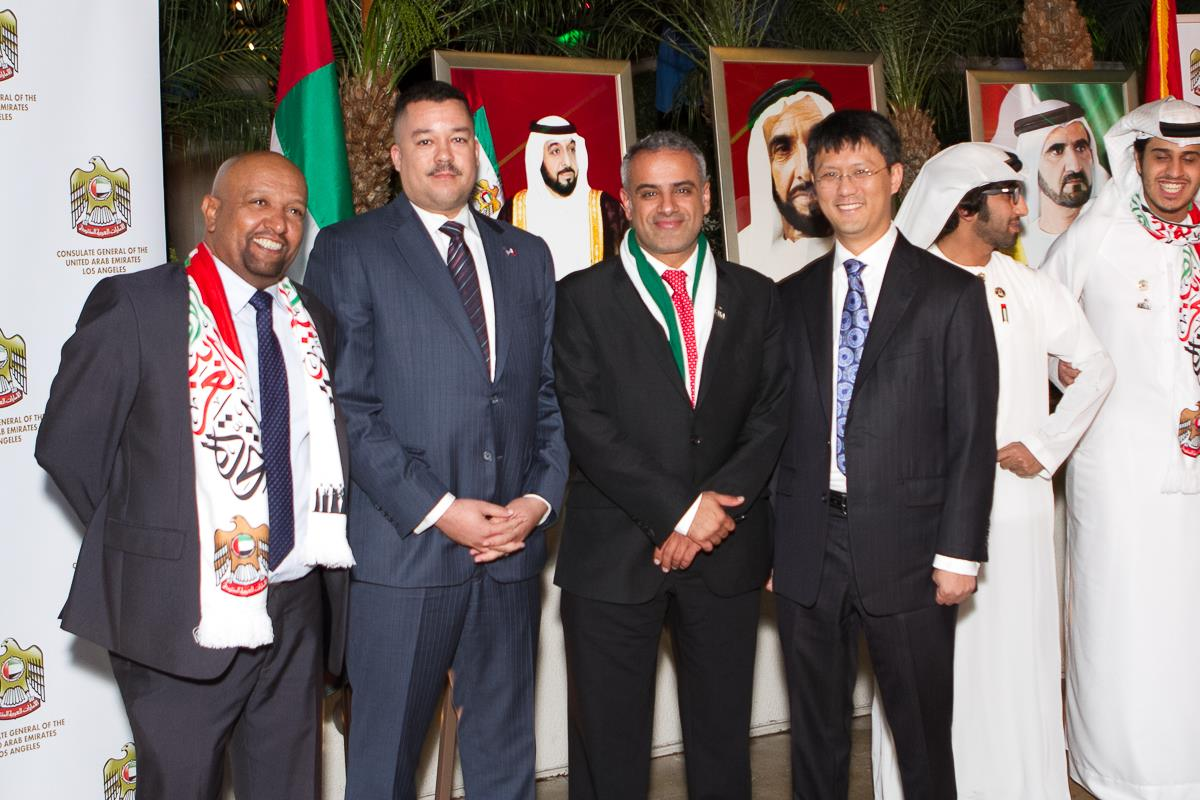 43rd UAE National Day Celebration