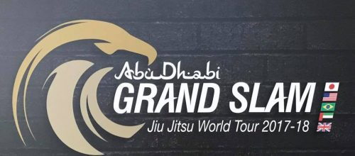 Abu Dhabi Grand Slam Jiu Jitsu World Tour 2017-2018
