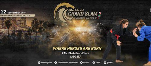 Abu Dhabi Grand Slam Jiu Jitsu World Tour 2018-2019